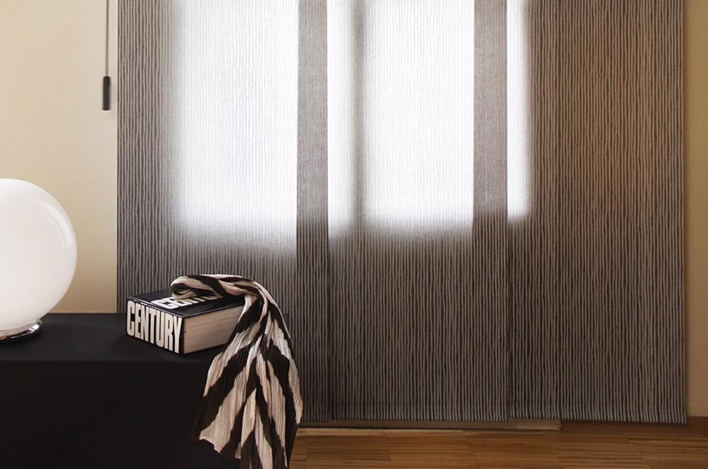 panneau japonais tamisant cordon stores de france. Black Bedroom Furniture Sets. Home Design Ideas
