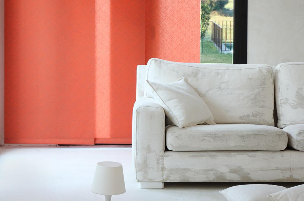 panneau japonais screen motoris stores de france. Black Bedroom Furniture Sets. Home Design Ideas